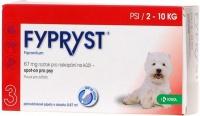 KRKA Fypryst Spot onDog S 2-10kg 1x0,67ml