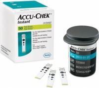 Accu-Chek Instant diagnostické proužky 50ks