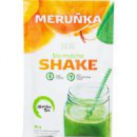 Bio Matcha Tea Shake Meruňka 30 g
