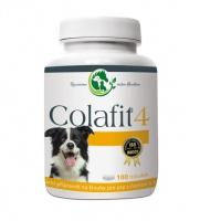 Colafit 4 na klouby černé/bílé psy 100 tbl
