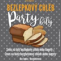 Adveni bezlepkový chléb party nebo bagety 500g