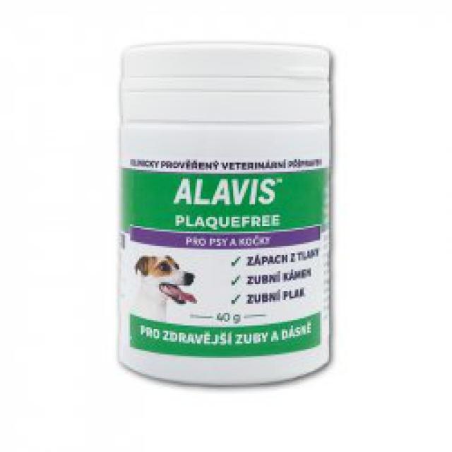 ALAVIS PLAQUE FREE 40G - Brněnská lékárna - Váš partner pro zdraví 82580a751a