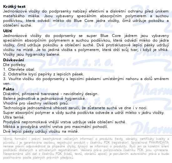 d0610d99b Lansinoh Jednorazové vložky do podprsenky 24ks - Brněnská lékárna ...
