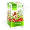Apotheke BIO Brusinkový ovocný čaj 20 x 1.8g