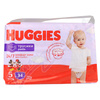 HUGGIES Pants Jumbo 5 12-17kg 34ks