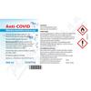 Anti-COVID Alkoholový dezinf.  roztok na ruce 500ml