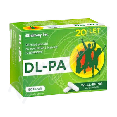 Brainway DL-PA cps. 50