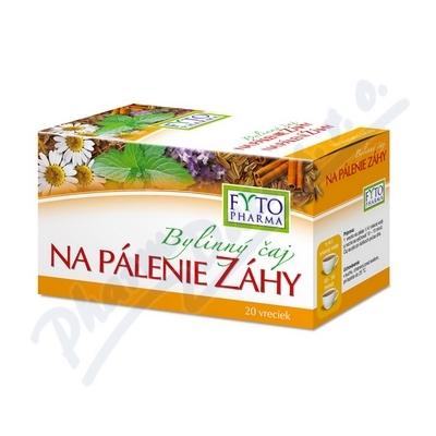 Bylinný čaj na pálení žáhy PYROSAN 20x1. 5g Fytoph.
