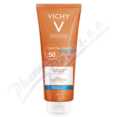 VICHY Capital Soleil Beach Family Milk SPF50 300ml