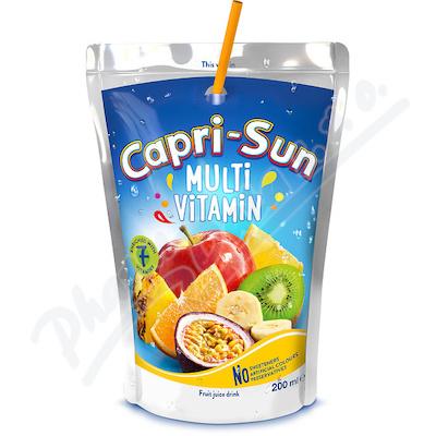 Capri Sonne Multivitamin 200 ml