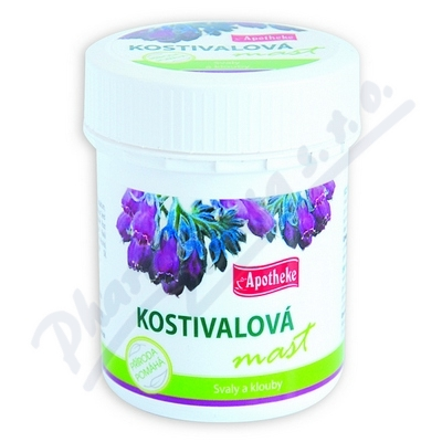 Apotheke Kostivalová mast 134ml
