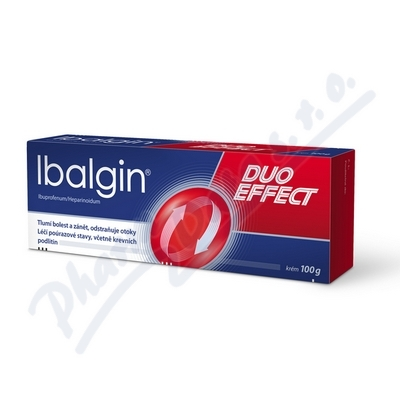 Ibalgin Duo Effect drm.crm. 1x100gm