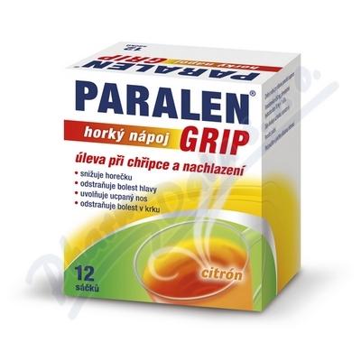 Paralen Grip Horký Nápoj por.gra.sus. 12