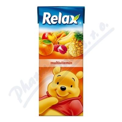 Relax multivitamín 0. 2l