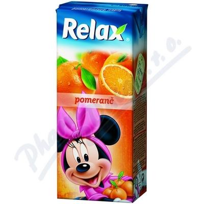 Relax pomeranč 0. 2l