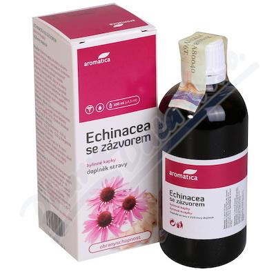 AROMATICA Echinacea se zázvorem bylin. kapky 100ml