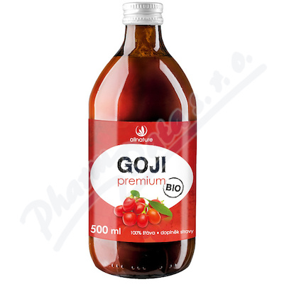 Allnature Goji BIO šťáva 500ml