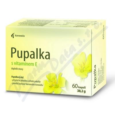 Pupalka s vitamínem E cps. 60
