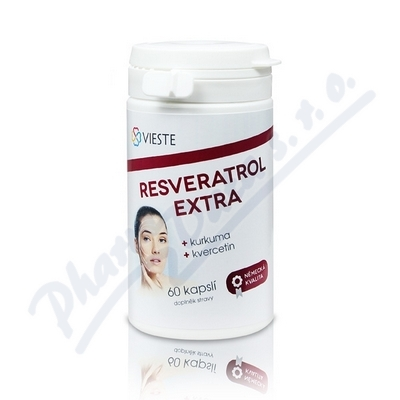 Vieste Resveratrol Extra cps. 60