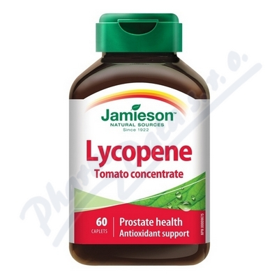 JAMIESON Lykopene 10000 mcg tbl. 60