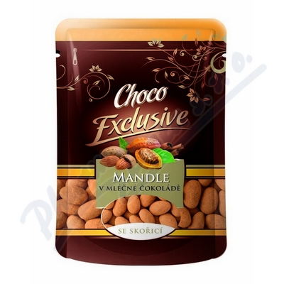 Mandle v mléčné čokoládě se skořicí DOYPACK 700g