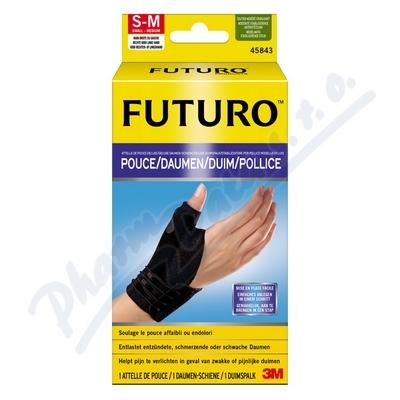 3M FUTURO Bandáž na palec vel. L-XL černá