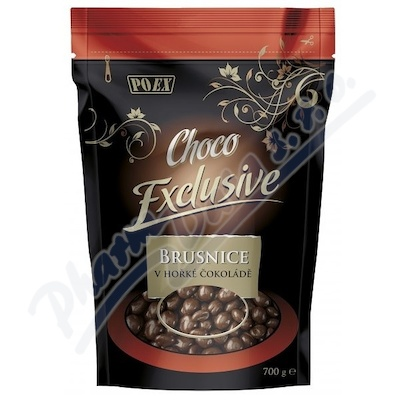 Brusnice v hořké čokoládě 700g