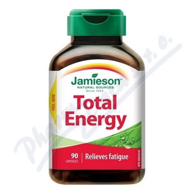 JAMIESON Total Energy tbl. 90
