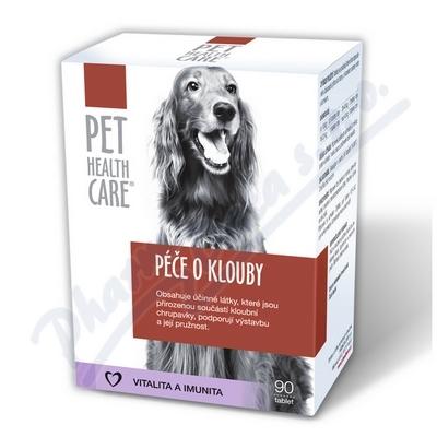 PET HEALTH CARE Péče o klouby pro psy tbl. 90