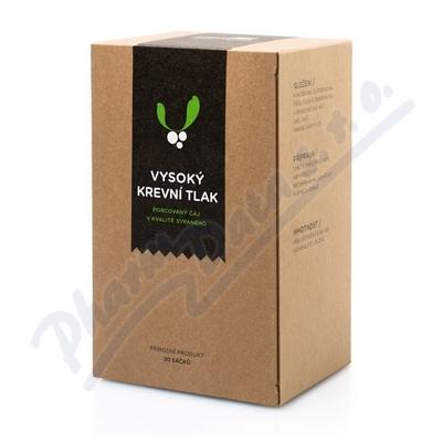 AROMATICA Bylinný čaj Vysoký krevní tlak 20x1.5g