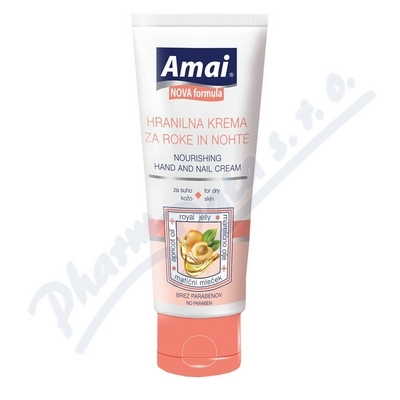 Amai Krém na ruce a nehty Vyživující 100ml