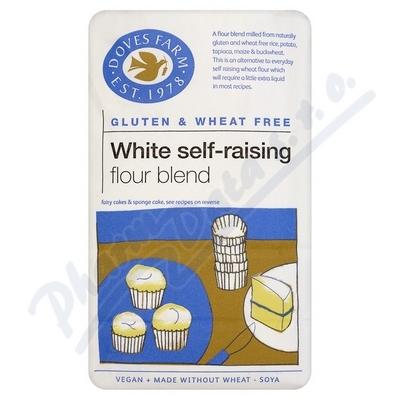 Bez lepku Samokypřící směs bílá 1kg
