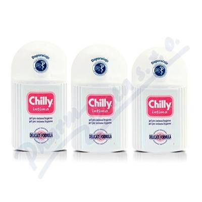 Chilly delicate TRIO 3x200ml