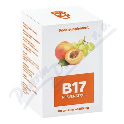 B17 Resveratrol cps.80