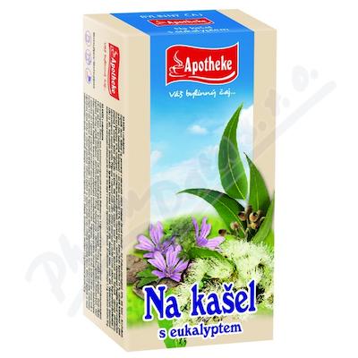 Apotheke Na kašel s eukalyptem čaj 20x1.5g
