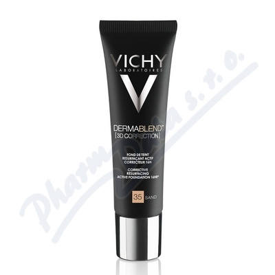 VICHY DERMABLEND 3D make-up č. 35 30ml