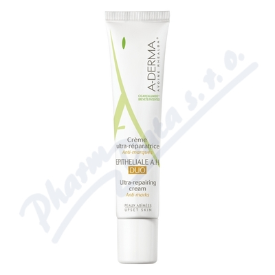 A-DERMA Epitheliale A. H.  Duo Ultra-obnov. krém 40ml
