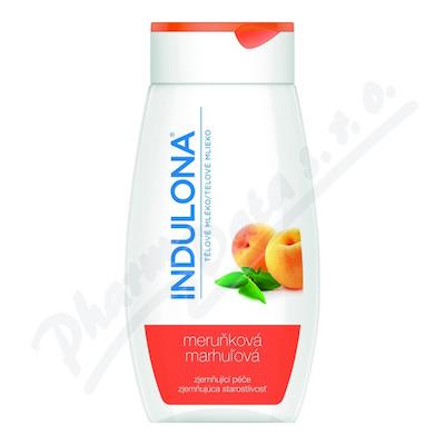 INDULONA Meruňková tělové mléko zjemňující 250ml