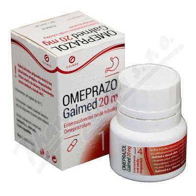 Omeprazol Galmed 20mg cps. etd.  14x20mg
