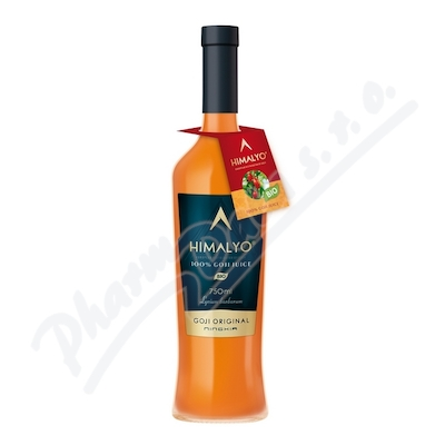 HIMALYO GOJI ORIGINAL 100% Juice BIO 750ml