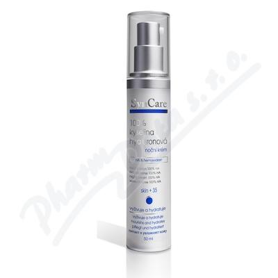 SynCare Noční krém 100% kyselina hyaluronová 50 ml