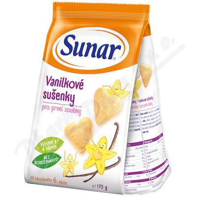 Sunárek vanilkové sušenky 175g