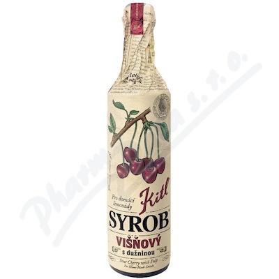 Kitl Syrob Višňový s dužninou 500ml