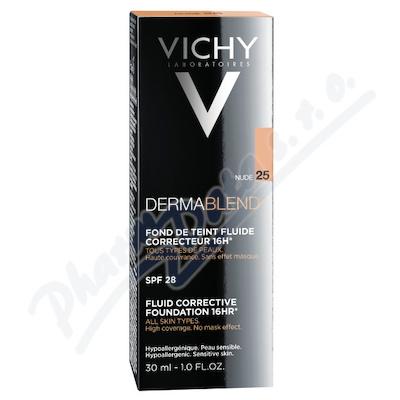 VICHY DERMABLEND Korekční make-up č. 25 30ml