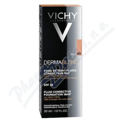 VICHY DERMABLEND Korekční make-up č. 45 30ml