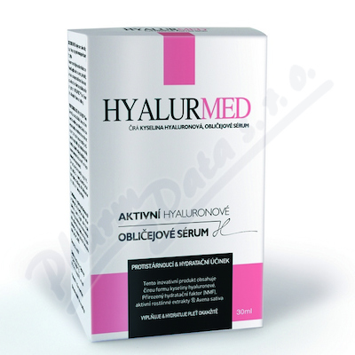 HYALURMED Obličejové Sérum 30ml