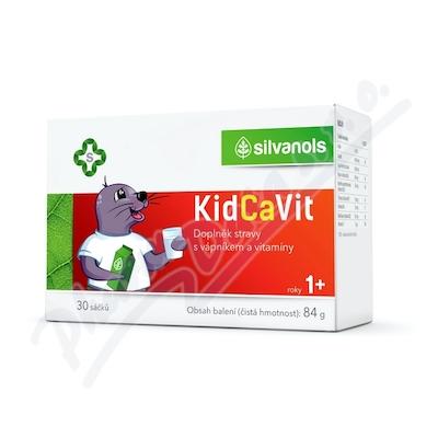 KidCaVit sáčky 30x2.8g