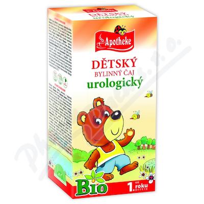 Apotheke Dětský čaj BIO urologický 20x1. 5g