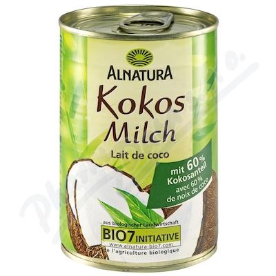 Alnatura BIO Kokosové mléko 400ml