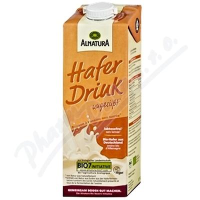 Alnatura BIO Ovesný nápoj neslazený 1l